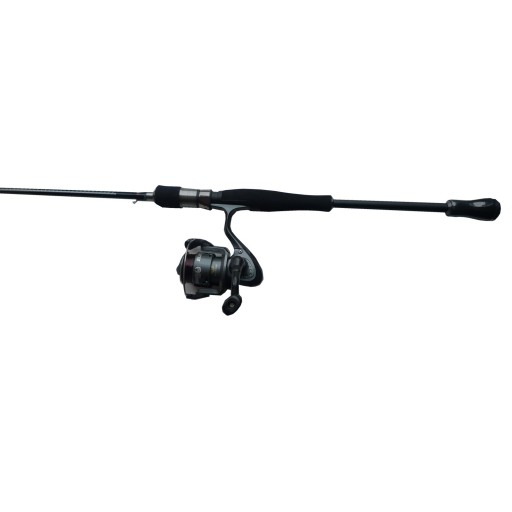 Carbon Drop Shot Rod & Reel Combination
