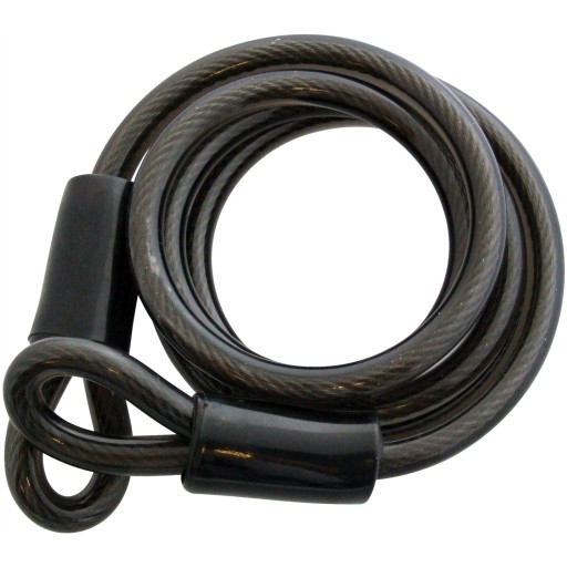 Extra Strong 1.5m x 10mm Security Cable