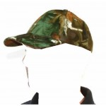 Camo Baseball Cap for fishing hunting and camping