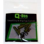Lead Clip & Big Eye Swivel Kit
