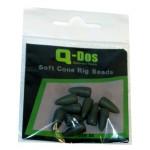 Soft Tear Drop Beads