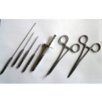 Magnificent 7 Stainless Steel Baiting Tool Set