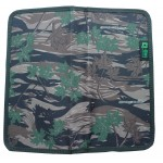 Q-Dos Double Sided Stiff Rig Wallet Camo