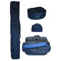 Grandeslam 4 Piece Match Luggage Set