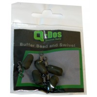 Buffer Bead & Swivel