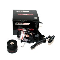 Power Runner Bait Runner Reel 50 With 8lb Line