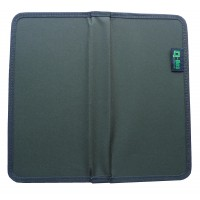 Q-Dos Double Sided Stiff Rig Wallet Green