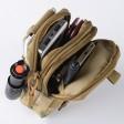 Waterproof Camo Mobile Phone Wallet Travel Sport Waist Pack Portable Outdoor Military Tactical Belt Waist Bag