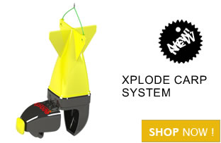 Xplode carp system