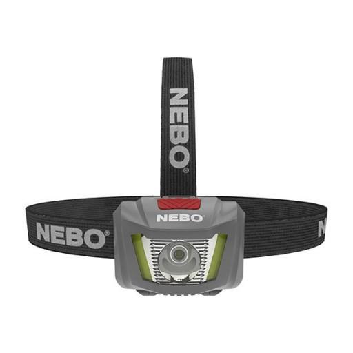 NEBO® DUO Headlamp  allpowerful, hands-free lighting solution.
