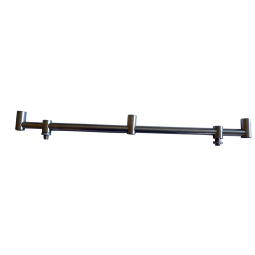 Stainless Steel 3 Rod Goal Post Buzz Bar 35cm