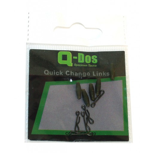 Quick Change Links with sleeve