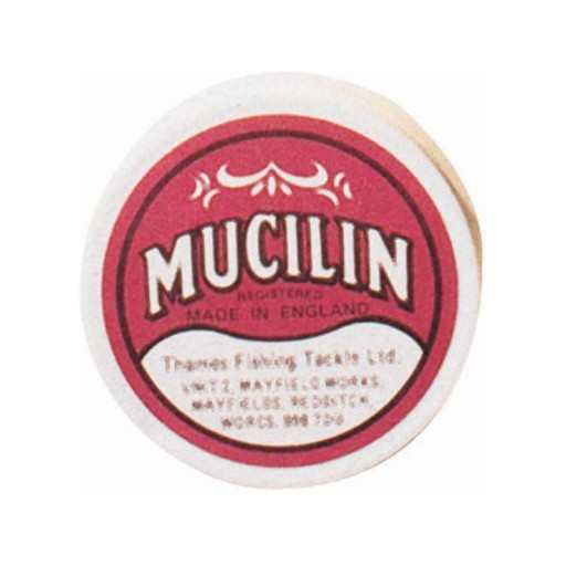 Mucilin A1Solid Red Silicone