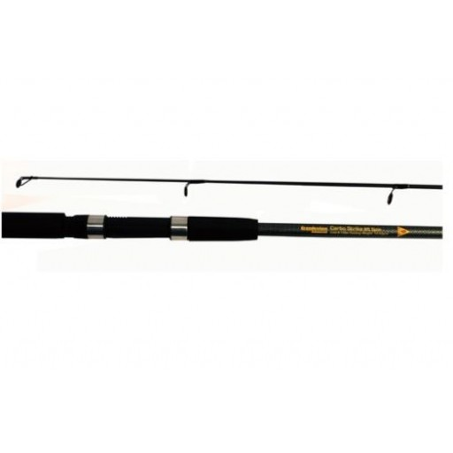 Carbo Strike 6ft 2pce Spinning Rod Pike Carp