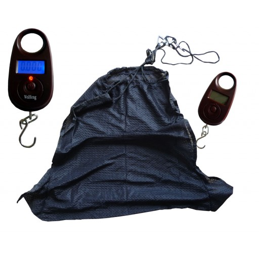 CARP/COARSE FISHING DIGITAL/ELECTRONIC SCALES & NEW IMPROVED WEIGH SLING