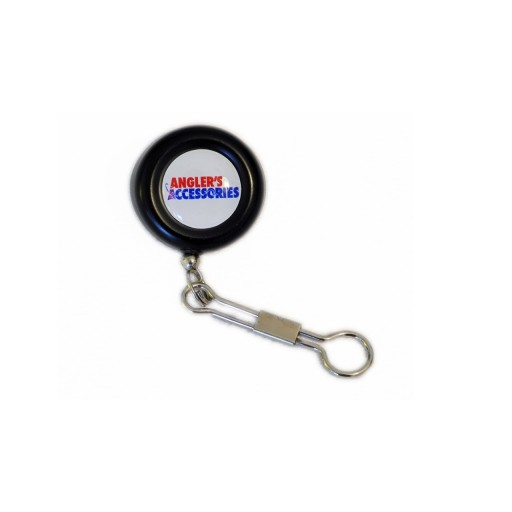 Fly Fishing Pin on Zinger - Single