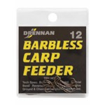 drennan barbless carp feeder Size 8
