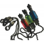 3 x Line Chain Drop Offs For Carp Fishing Alarms