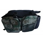 seat and tackle box multi pocket harness Sherpa Conversion