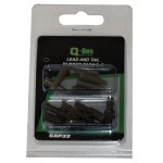 Lead and Tail Rubber Pack