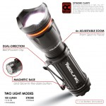 Nebo Redline® High Power Tactical Convex Lens Lightweight Flashlight