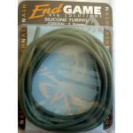Nash End Game Silicon Tubing 1.5mm Green