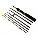 7 pc 6ft Explorer Travel Rod