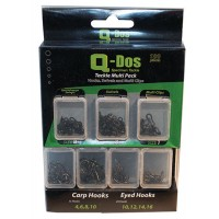 Q-Dos 180pc terminal tackle set