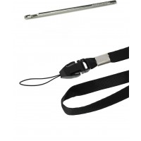 Match Man Metal Disgorger and Quick Release Neck Lanyard