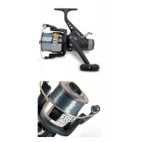 Lineaeffe freecarp freerunner 3BB reel + line