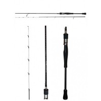 Predator Attack Carbon 7' 10-35grm Drop Shot Rod