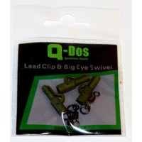 Lead Clip & Big Eye Swivel Kit