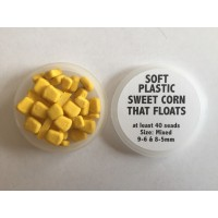 Mucilin Soft Sweetcorn Floating Mixed 9-6 & 8-5mm