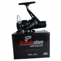 Grandeslam Advanced Sol 20 Rear Drag Reel Spooled with 5lb Line