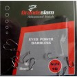 Grandeslam Advanced Power Barbless Hooks  Size 18