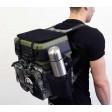 seat and tackle box multi pocket harness Sherpa Conversion
