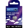 WSB Paste Hair Rig Barbless Size 12