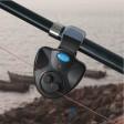 YOLO Blue Fishing Bite Alarm Bait Alarm Carp Light Sound Fishing alarm
